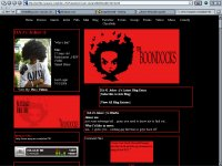 The Boondocks (red.black)